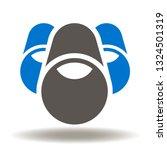 oil gas pipeline icon vector....   Shutterstock .eps vector #1324501319