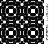 design seamless monochrome... | Shutterstock .eps vector #1324604180
