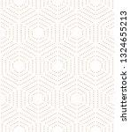 geometric repeating ornament...   Shutterstock . vector #1324655213