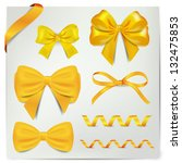 vector illustration of gifts...   Shutterstock .eps vector #132475853