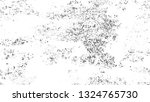 distressed grunge dotted... | Shutterstock .eps vector #1324765730