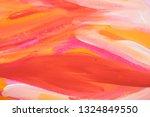 pastel watercolor background.  | Shutterstock . vector #1324849550
