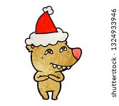 hand drawn textured cartoon of... | Shutterstock .eps vector #1324933946