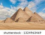 egypt cairo   giza. general...   Shutterstock . vector #1324963469