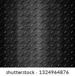 black stainless steel background | Shutterstock . vector #1324964876