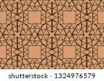 decorative ornament  creative...   Shutterstock .eps vector #1324976579