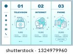 cable tv  internet  phone... | Shutterstock .eps vector #1324979960