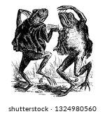Toads Dancing On The Sabbath...