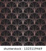 vector abstract arabesque... | Shutterstock .eps vector #1325119469