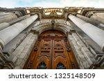 Impressive Gothic Doors On The...