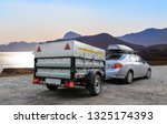 Car Trailer And Roof Rack By...
