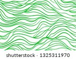 abstract wave pattern. colorful ... | Shutterstock .eps vector #1325311970