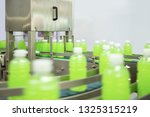 line for the production and... | Shutterstock . vector #1325315219