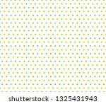 seamless polka dots pattern ... | Shutterstock .eps vector #1325431943