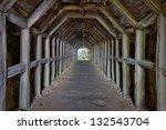 partington cove tunnel  big sur ... | Shutterstock . vector #132543704