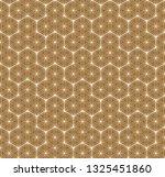 seamless traditional geometric...   Shutterstock .eps vector #1325451860