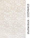seamless decorative plasterwork ... | Shutterstock . vector #132546413