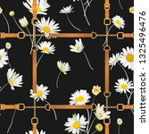 fashion seamless pattern with... | Shutterstock .eps vector #1325496476