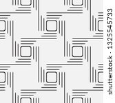 vector seamless pattern.... | Shutterstock .eps vector #1325545733