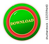 green download button on a...
