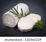 Fresh goat cheese