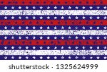 4th of july stars grunge... | Shutterstock .eps vector #1325624999