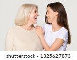 happy young grown adult... | Shutterstock . vector #1325627873