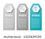 design of gray company... | Shutterstock .eps vector #1325639150