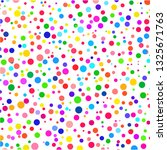 modern background of colored... | Shutterstock .eps vector #1325671763