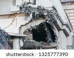 Photo Of Destroyed Building ...