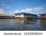 bandar seri begawan  brunei  ... | Shutterstock . vector #1325858810