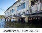 bandar seri begawan  brunei  ... | Shutterstock . vector #1325858813