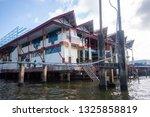 bandar seri begawan  brunei  ... | Shutterstock . vector #1325858819