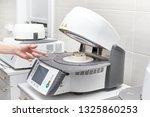 dental equipment. a dental...   Shutterstock . vector #1325860253