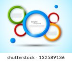 abstract background | Shutterstock .eps vector #132589136
