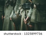close up of german military... | Shutterstock . vector #1325899736