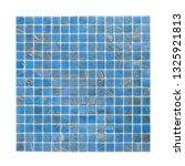 square background wall mosaic...   Shutterstock . vector #1325921813