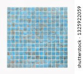 square background wall mosaic...   Shutterstock . vector #1325922059