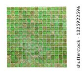 square background wall mosaic...   Shutterstock . vector #1325922596