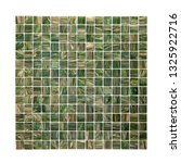 square background wall mosaic...   Shutterstock . vector #1325922716
