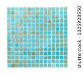 square background wall mosaic...   Shutterstock . vector #1325923550