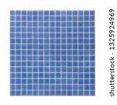 square background wall mosaic...   Shutterstock . vector #1325924969