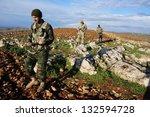 mardin turkey  march 17 ... | Shutterstock . vector #132594728