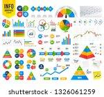 business infographic template.... | Shutterstock .eps vector #1326061259