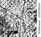 rough  scratch  splatter grunge ... | Shutterstock .eps vector #1326100163