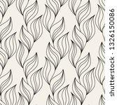 vector seamless pattern. hand... | Shutterstock .eps vector #1326150086
