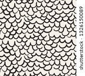 seamless pattern with hand... | Shutterstock .eps vector #1326150089