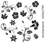 Collect Flower Border With...