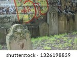 Crooked Head Stone In A...