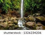 landscape of madeira island  ... | Shutterstock . vector #1326234206
